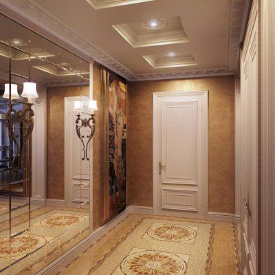 Холл коридор в изображении