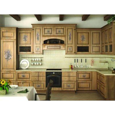 Кухня оформленная своими руками