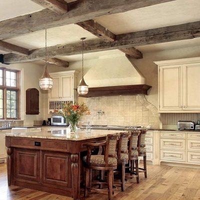 Кухня в традиционном стиле
