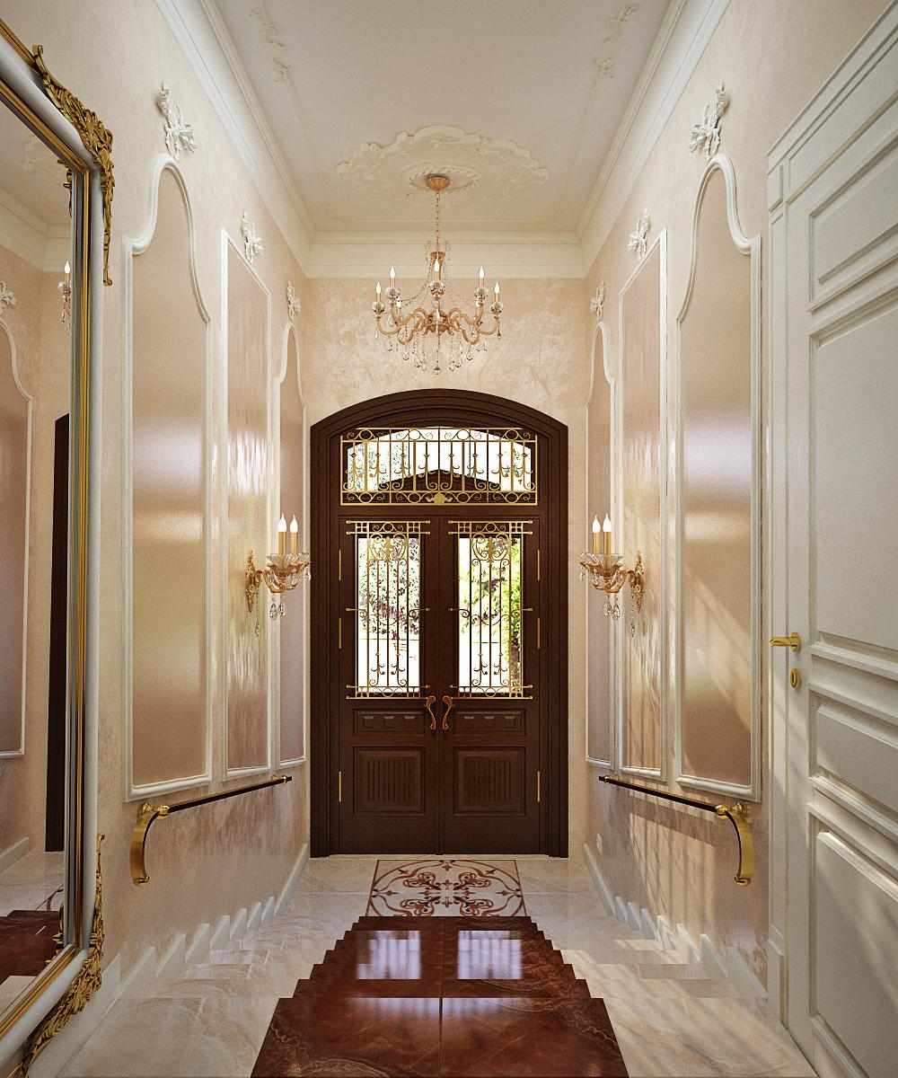 мама коридор в классическом стиле фото могут занимать