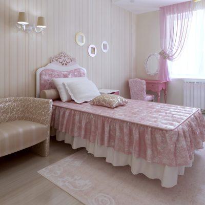 Комната в детской