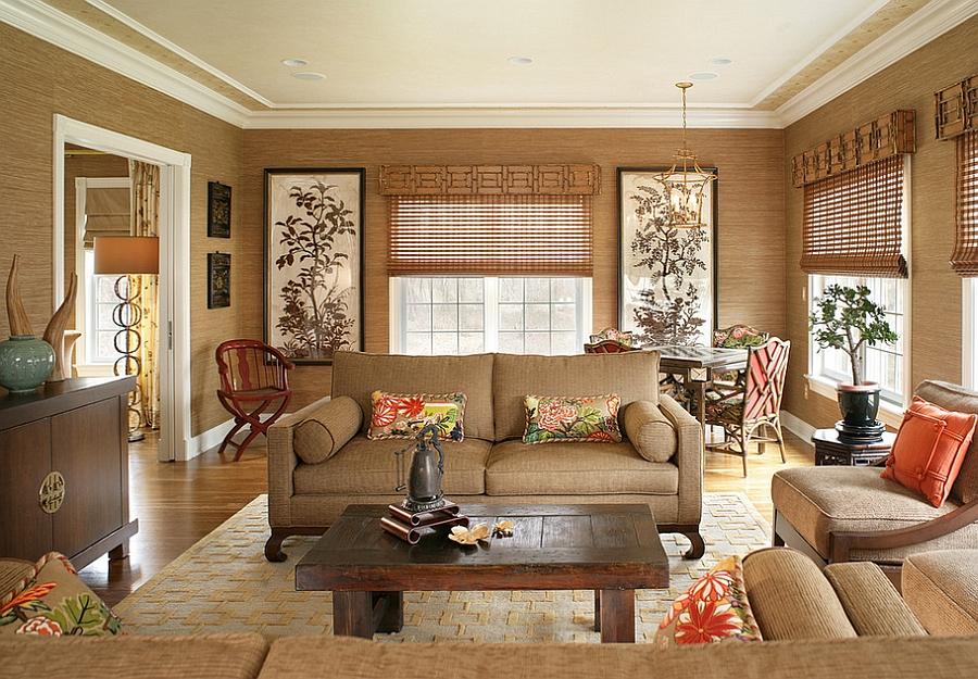 Комната в китайском стиле: особенности интерьера