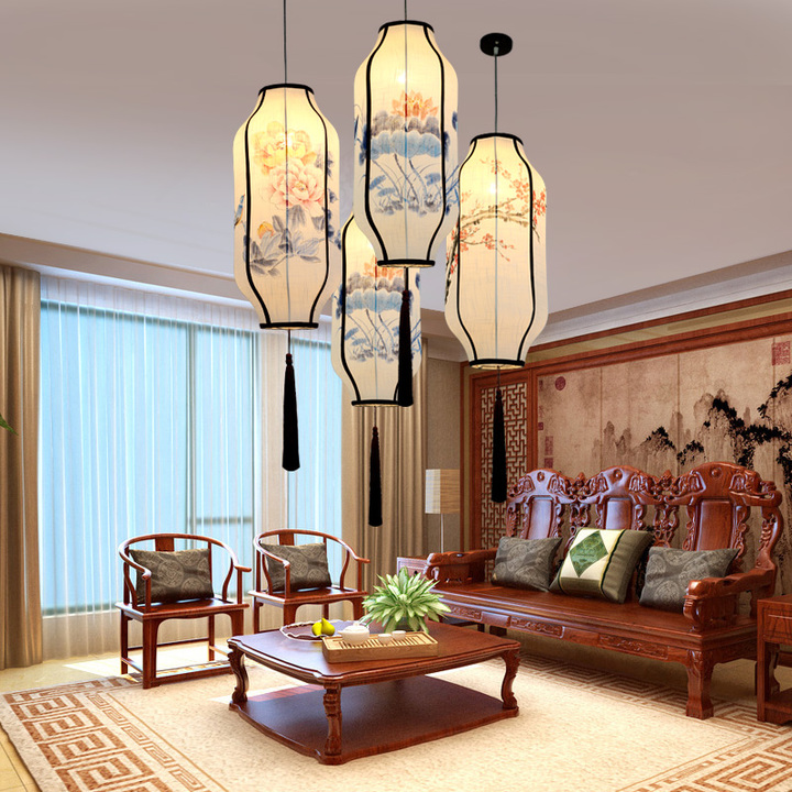 Мебель для комнаты в китайском стиле стоит выбирать деревянную