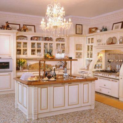 Элементы дизайна кухни