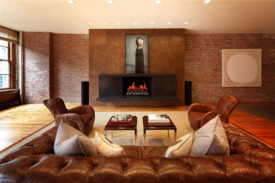 Фальш камин – вариант для современных многоквартиных домом