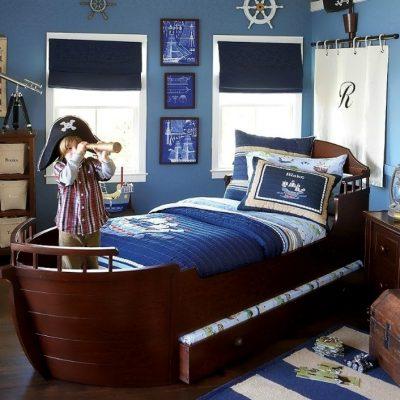 Кровать–корабль