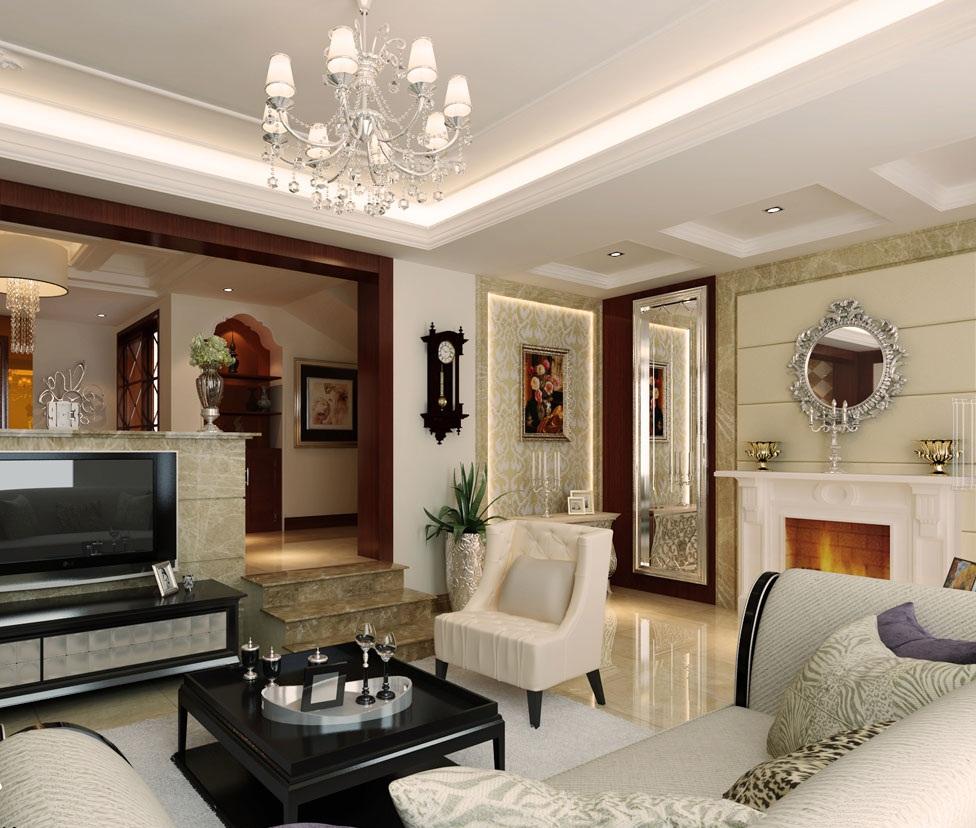 Комнаты в стиле модерн всегда обставлены дорогой мебелью