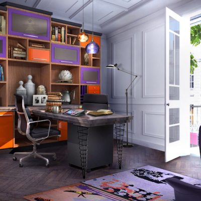 Брукин стиль офиса