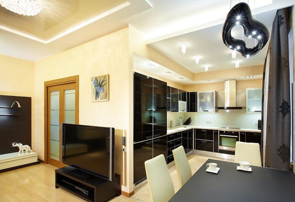 Чаще всего при перепланировке встает вопрос увеличения кухонного пространства