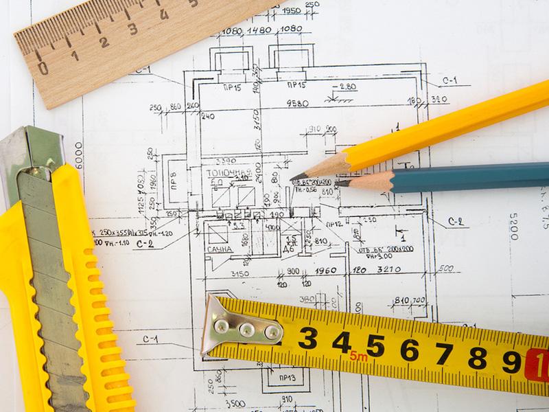 Первое что нужно сделать перед радикальным ремонтом - это план перепланировки