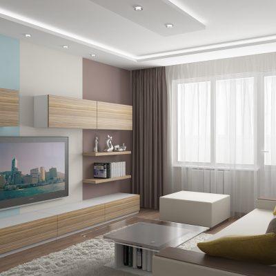 Шторы в дизайне комнаты