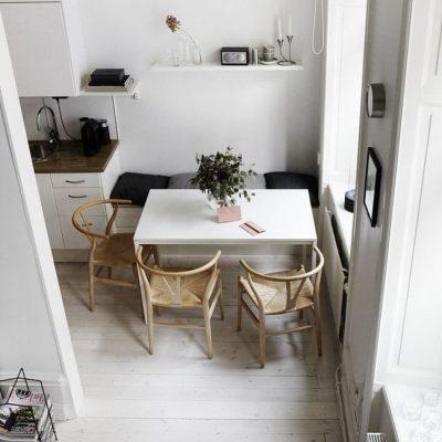 Расширение дверного проема на кухню