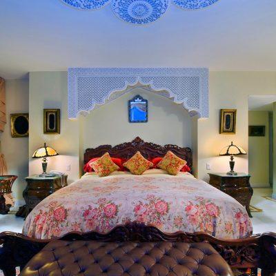 Спальня в арабском стиле в квартире