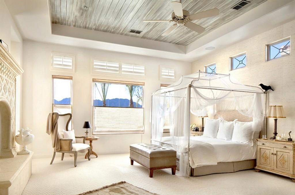 Очарование юга: спальня в средиземноморском стиле