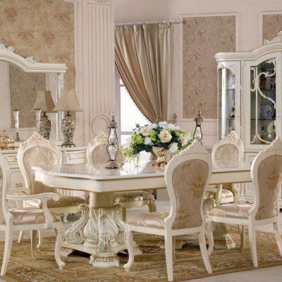 Гостиная-столовая на фото