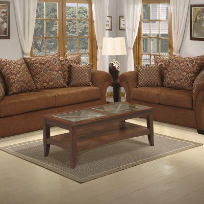Коричневая мебель в лучших стилях традиции