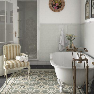 Викторианская ванная