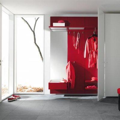 Пример прихожей комнаты по фен шуй стилю