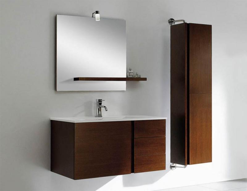 Мебельный ванный комплект