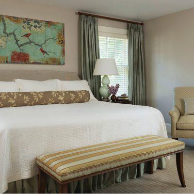 Правила фен шуя расположения кровати в спальне