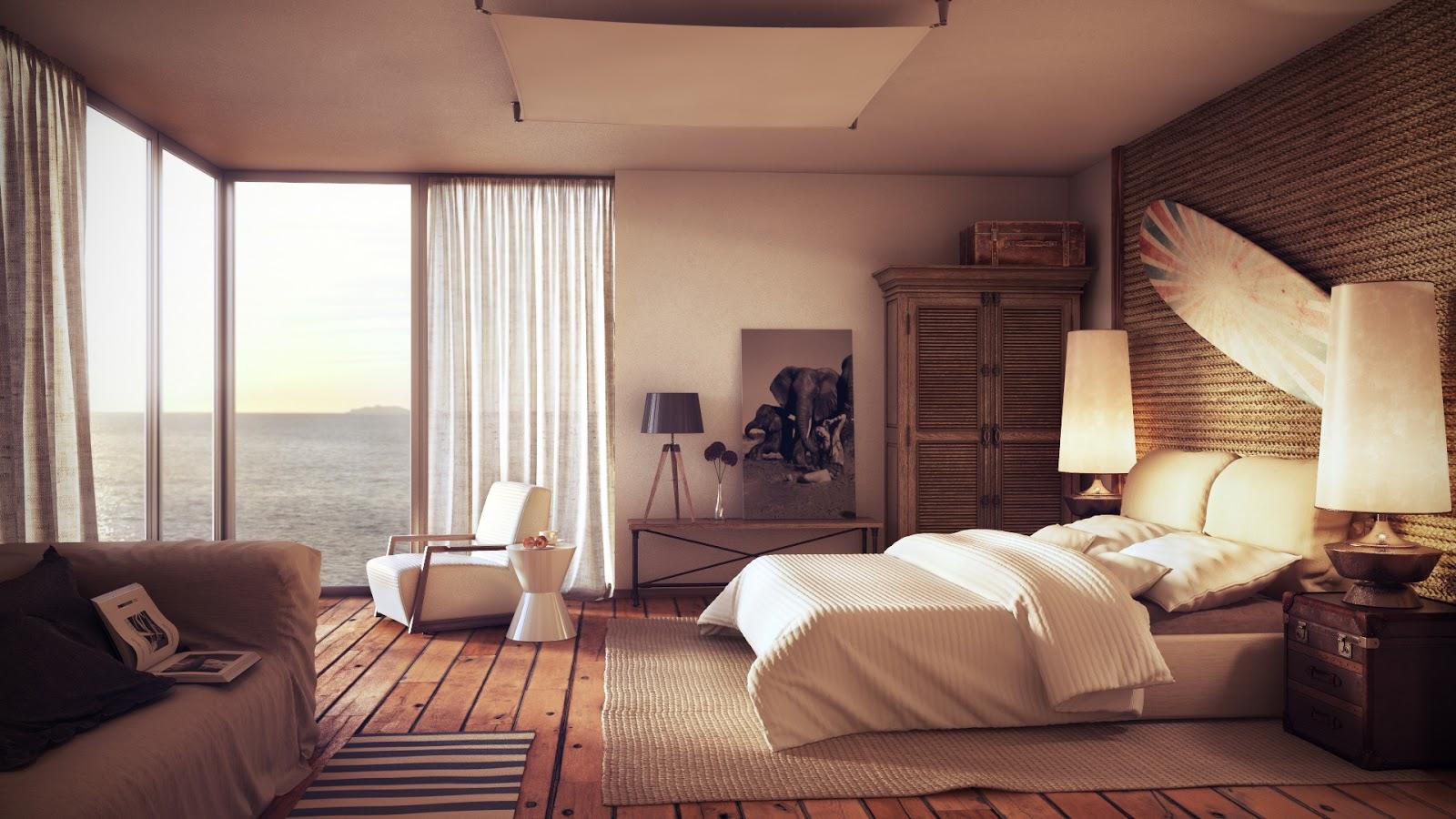 Спальня апартаменты