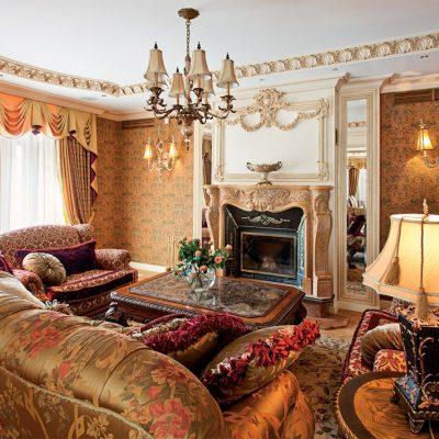 Королевская гостиная