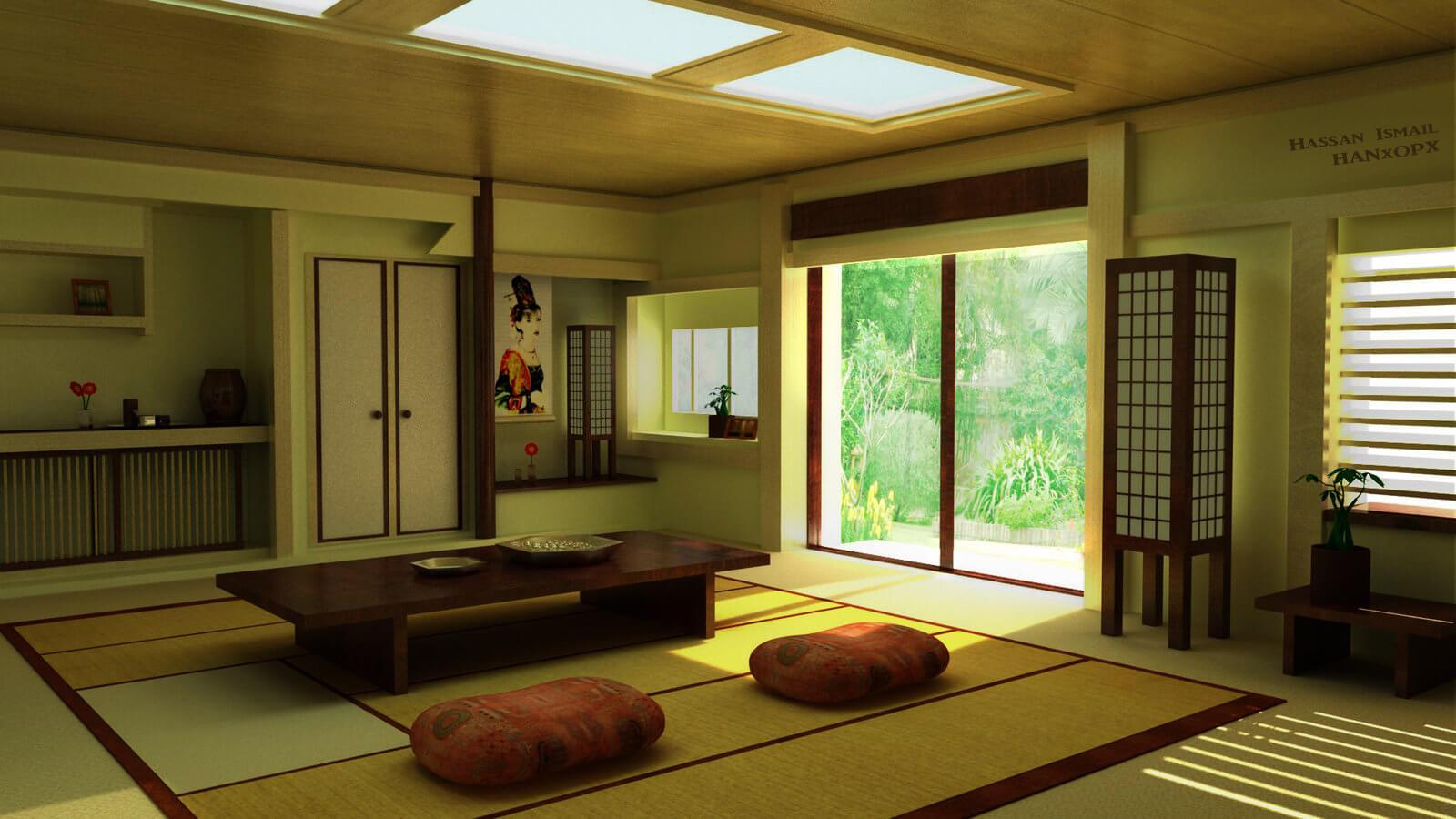 Пример гостиной комнаты
