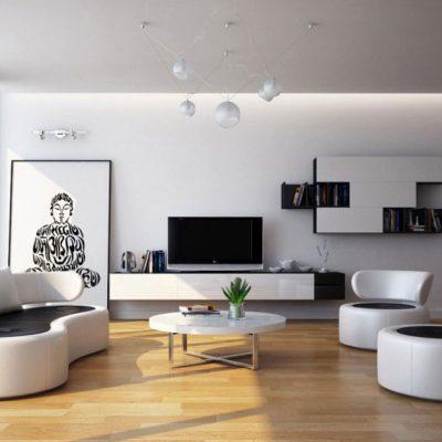 Мебель необычной формы