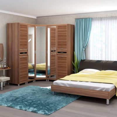 Набор мебели в хозяйской спальни