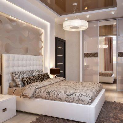 Классика спальни по фен шую на фото