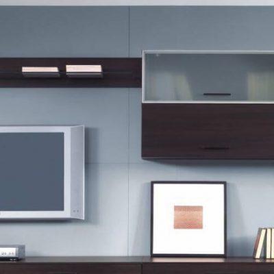 Расположение деталей мебели