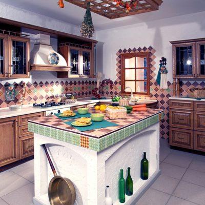 Столик на кухне