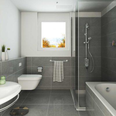 Ванная комната в японском стиле на фото