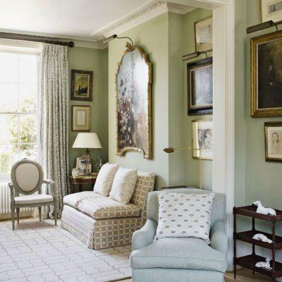Кресла стиля англии