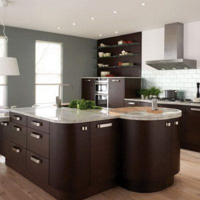 Современный модерн в кухне