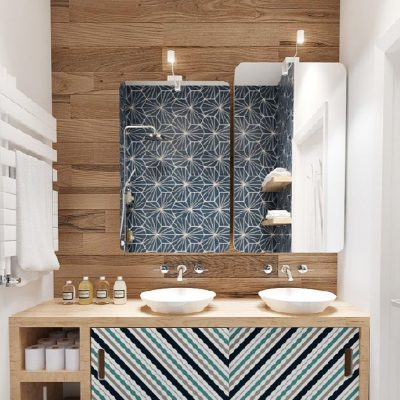 Декорация ванной