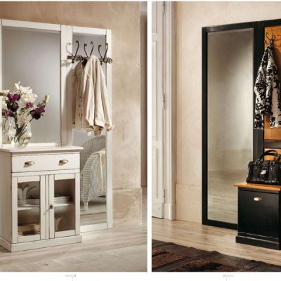 Зеркало прованс стиля в интерьере