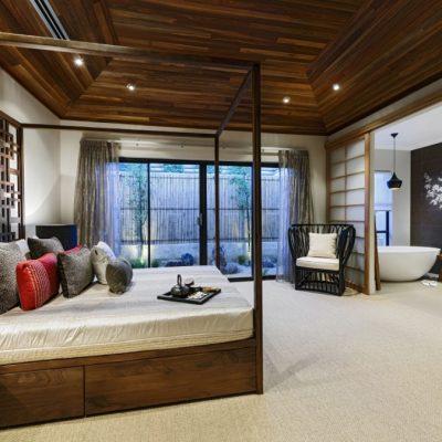 Гостиная со спальней