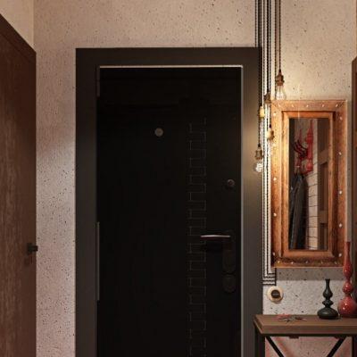 Дверь в прихожей