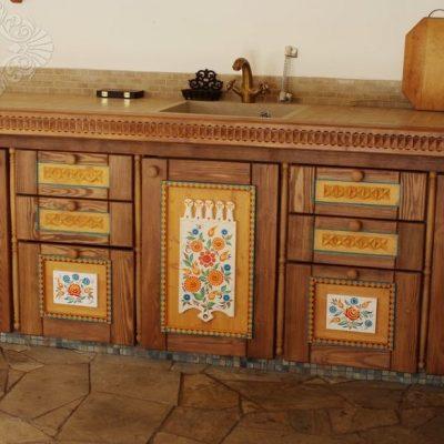 Русский стиль шкафа