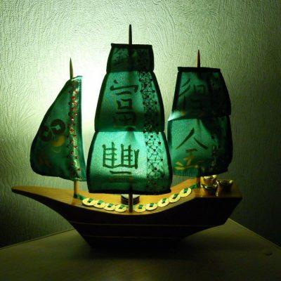 Корабли талисман по фен шуй