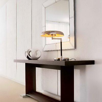 Шкаф консоль в современном стиле на фото примере
