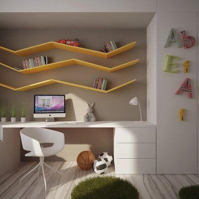 Детская комната хай тек