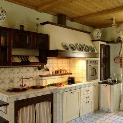 Кухня русского стиля