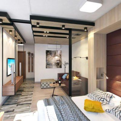 Уютная планировка квартиры