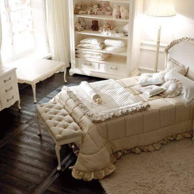лассическая детская кровать