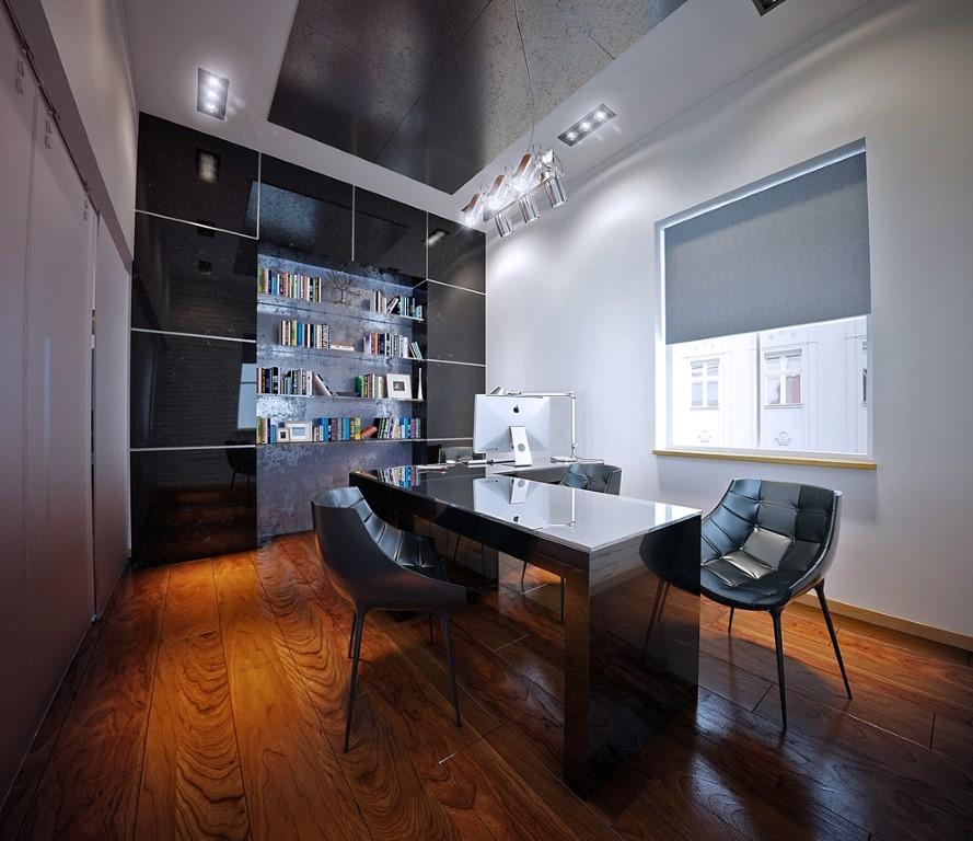 Оформление офиса на фото