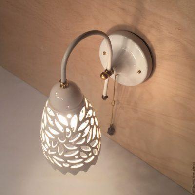 Пример морской лампы
