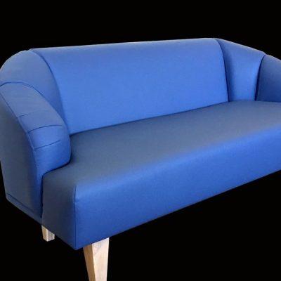 Диван синий