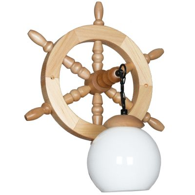 Морские вкусы светильника на фото
